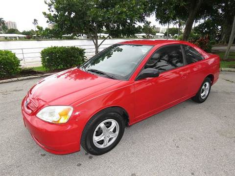 2003 Honda Civic for sale at Silva Auto Sales in Pompano Beach FL