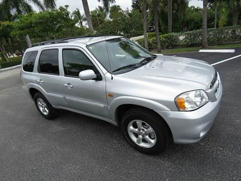 2005 Mazda Tribute for sale at Silva Auto Sales in Pompano Beach FL