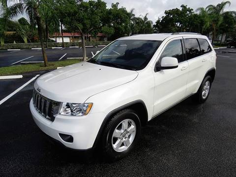 2011 Jeep Grand Cherokee for sale at Silva Auto Sales in Pompano Beach FL