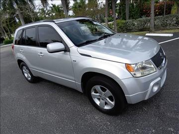 2006 Suzuki Grand Vitara for sale in Pompano Beach, FL