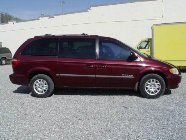 2001 Dodge Grand Caravan for sale at Heersche Auto Sales in Wichita KS