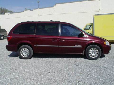 2001 Dodge Grand Caravan for sale at Heersche Auto Sales in Wichita KS
