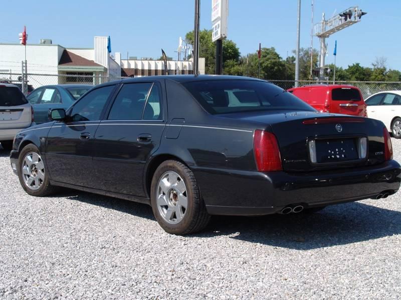2001 Cadillac Deville Dts 4dr Sedan In Wichita Ks Heersche Auto Sales