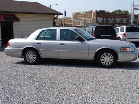 2004 Ford Crown Victoria for sale in Wichita, KS