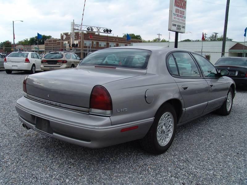 Chrysler lhs 1996