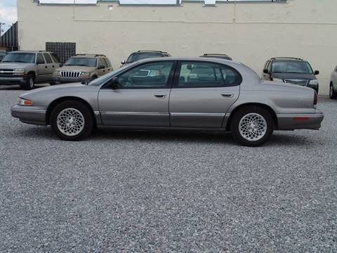 1996 Chrysler LHS for sale at Heersche Auto Sales in Wichita KS