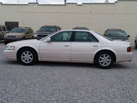 2000 Cadillac Seville for sale in Wichita, KS