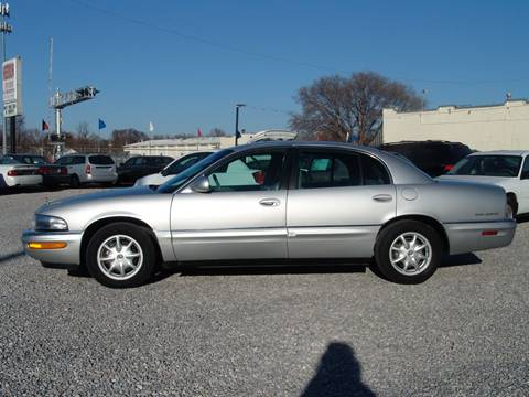 2003 Buick Park Avenue for sale at Heersche Auto Sales in Wichita KS