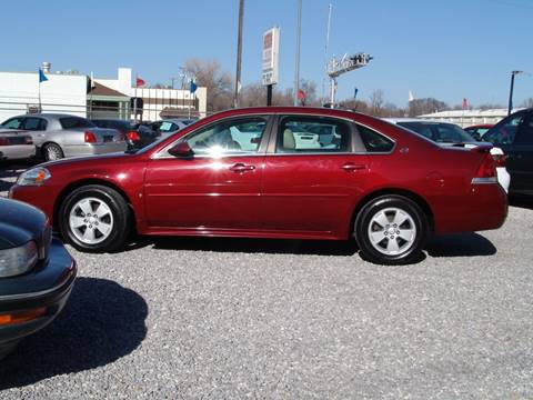2009 Chevrolet Impala for sale at Heersche Auto Sales in Wichita KS