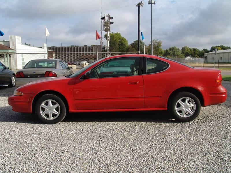 2004 Oldsmobile Alero for sale at Heersche Auto Sales in Wichita KS