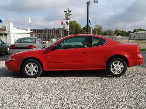 2004 Oldsmobile Alero for sale at Heersche Auto Sales in Wichita KS