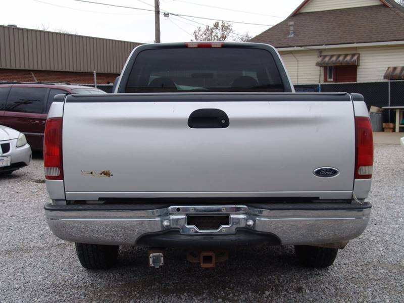 99 f150 extended cab length