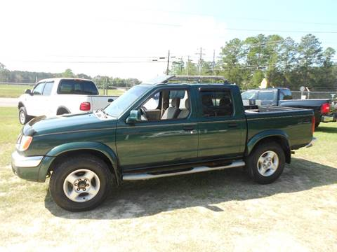 2000 Nissan Frontier for sale in Geneva, AL