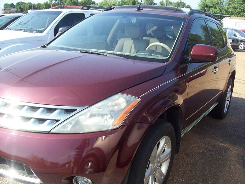 2006 nissan murano s 4dr suv in southaven ms southaven auto sales. Black Bedroom Furniture Sets. Home Design Ideas