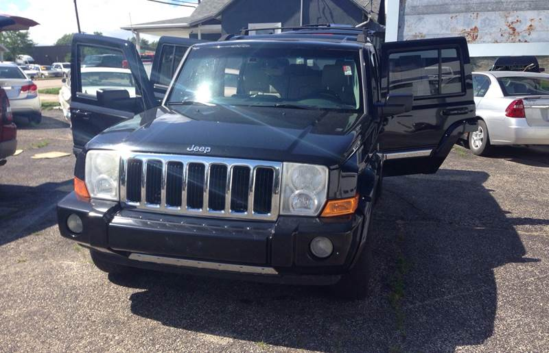 2007 Jeep Commander Limited 4dr Suv 4wd In Spring Valley Il Tri