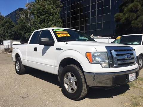 2010 Ford F-150 for sale in Garden Grove, CA