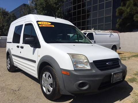 2010 Ford Transit Connect for sale in Garden Grove, CA