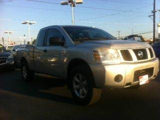 2006 Nissan Titan for sale at Auto Wholesale Company in Santa Ana CA