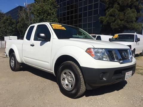 2015 Nissan Frontier for sale in Garden Grove, CA