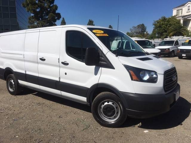 f9644a928e 2018 Ford Transit Cargo 250 3dr LWB Low Roof Cargo Van w 60 40 Passenger  Side Doors