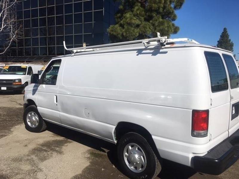 2014 Ford E-Series Cargo E-250 3dr Cargo Van In Santa Ana CA
