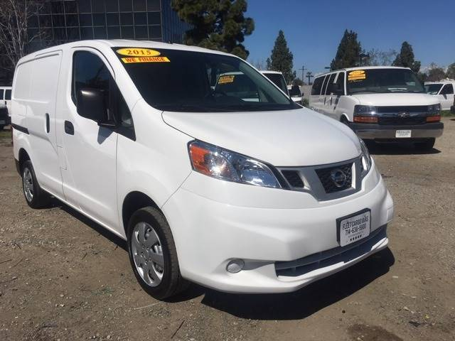 2015 Nissan Nv200 S 4dr Cargo Mini-Van In Garden Grove CA - Auto Wholesale Company