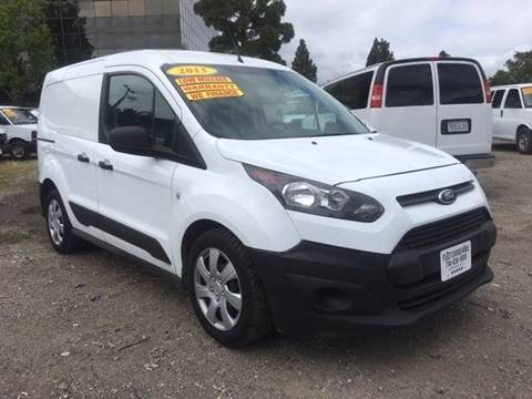 2015 Ford Transit Connect Cargo for sale in Garden Grove, CA