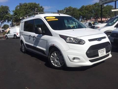 Ford Commercial Vans Pickup Trucks For Sale Santa Ana Auto