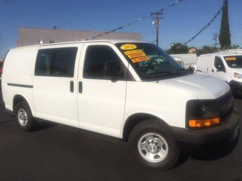 2016 Chevrolet Express Cargo for sale in Santa Ana, CA