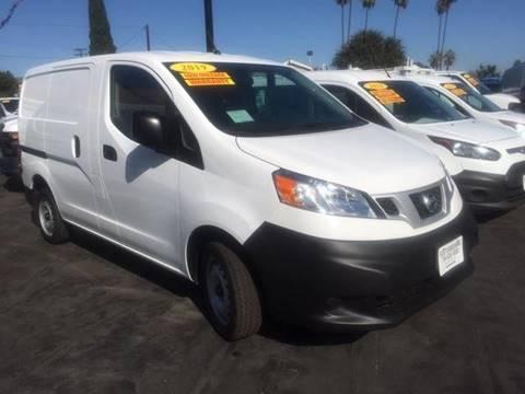2019 Nissan NV200 for sale in Santa Ana, CA