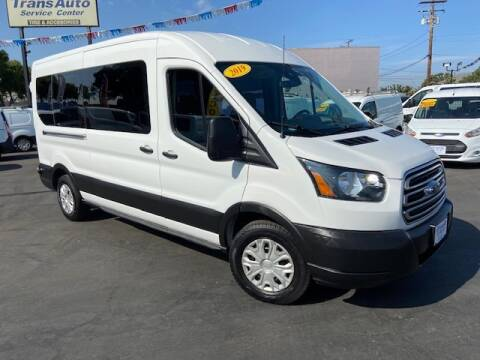 2019 Ford Transit Passenger for sale at Auto Wholesale Company in Santa Ana CA