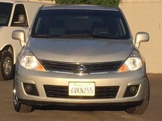 2012 Nissan Versa for sale in Garden Grove, CA