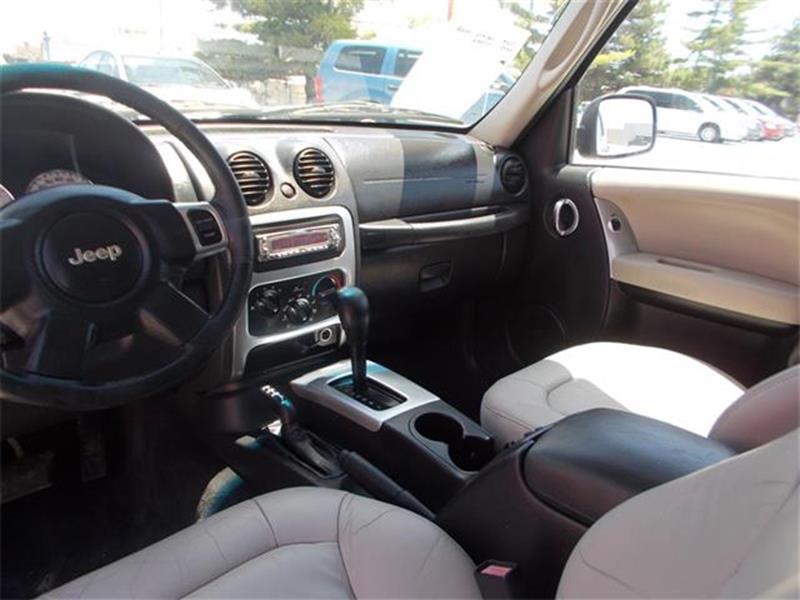 2004 Jeep Liberty Limited 4WD 4dr SUV - Omaha NE