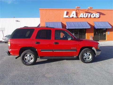 2002 Chevrolet Tahoe for sale in Omaha, NE