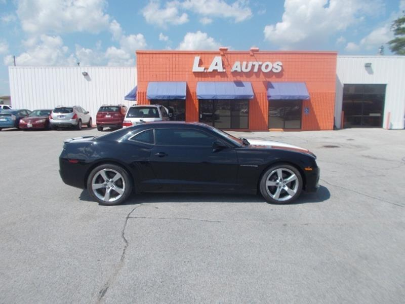 2011 Chevrolet Camaro SS 2dr Coupe W1SS In Omaha NE L A
