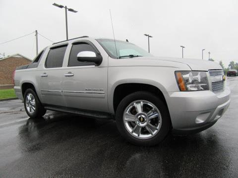 2010 chevrolet avalanche for sale in kentucky for Tapp motors inc owensboro ky