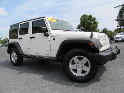 Jeep wrangler unlimited for sale in owensboro ky for Tapp motors inc owensboro ky