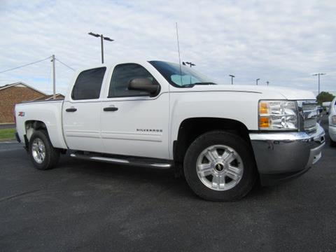 Chevrolet silverado 1500 for sale in owensboro ky for Tapp motors inc owensboro ky
