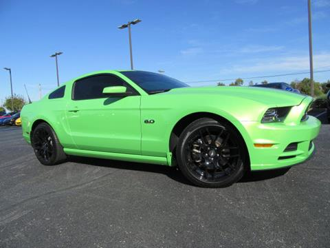 2013 Ford Mustang for sale in Owensboro, KY