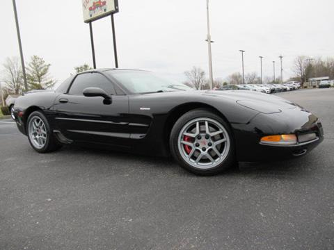 Chevrolet corvette for sale in owensboro ky for Tapp motors inc owensboro ky