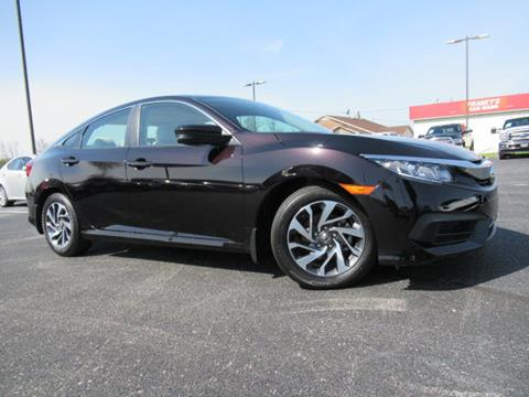 2016 Honda Civic for sale in Owensboro, KY