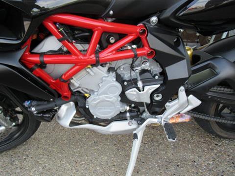 2014 MV Agusta 800 Rivale