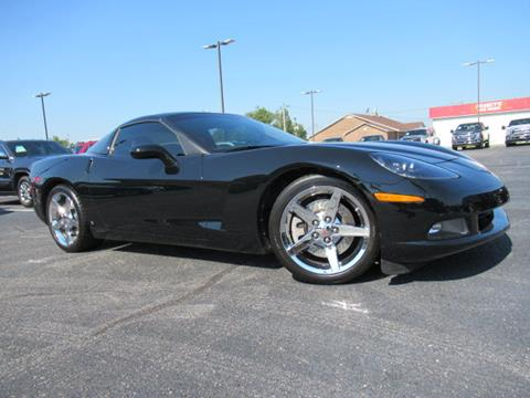 Used chevrolet corvette for sale in owensboro ky for Tapp motors inc owensboro ky