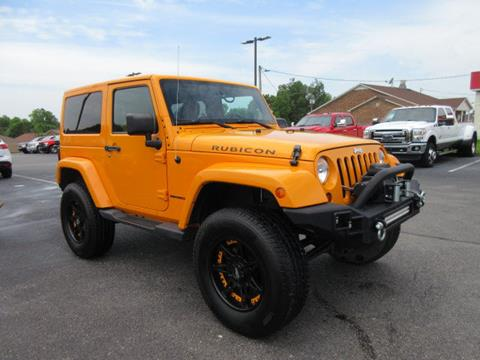 2013 Jeep Wrangler for sale in Owensboro, KY