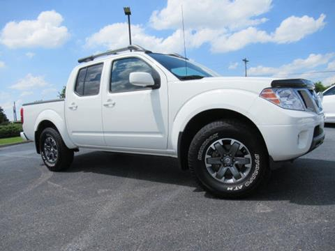 2017 Nissan Frontier for sale at TAPP MOTORS INC in Owensboro KY