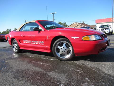1994 Ford Mustang SVT Cobra for sale in Owensboro, KY