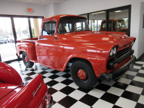 1959 Chevrolet Apache for sale at TAPP MOTORS INC in Owensboro KY