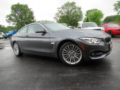 2014 BMW 4 Series for sale at TAPP MOTORS INC in Owensboro KY