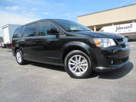 2019 Dodge Grand Caravan for sale at TAPP MOTORS INC in Owensboro KY