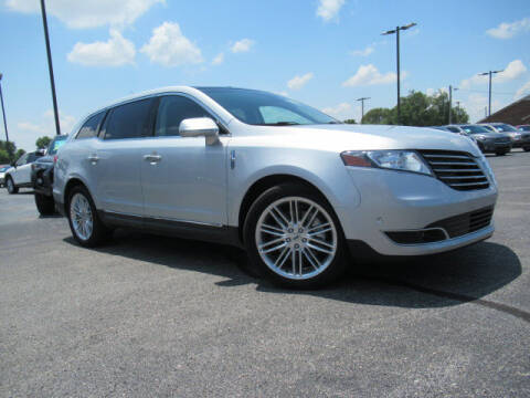 2019 Lincoln MKT for sale at TAPP MOTORS INC in Owensboro KY